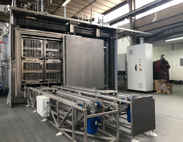 Fabrication d'équipements sur mesure pour industrie pharmaceutique