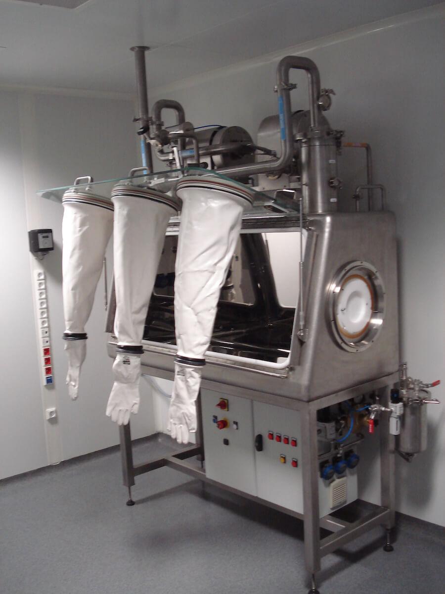 Exemple d'isolateur sur mesure
