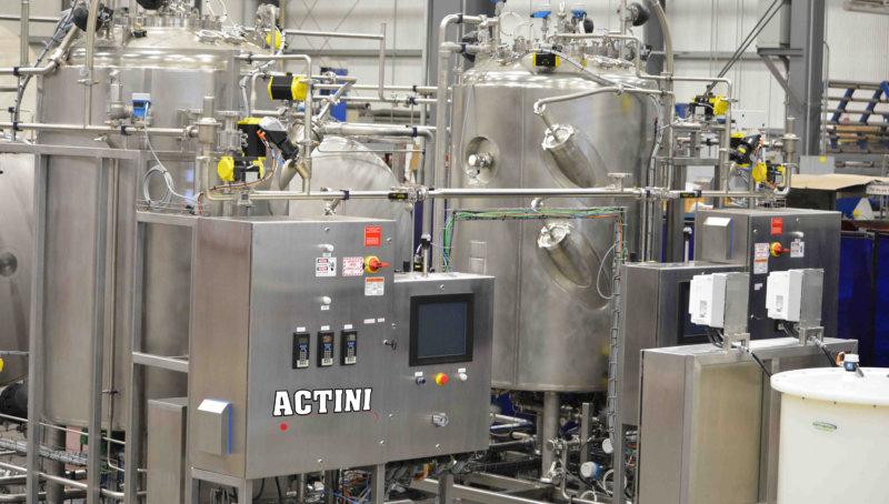 CYCLOBATCH effluent decontamination unit (3)