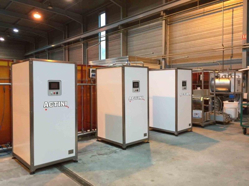 MICRO decontamination unit - stock