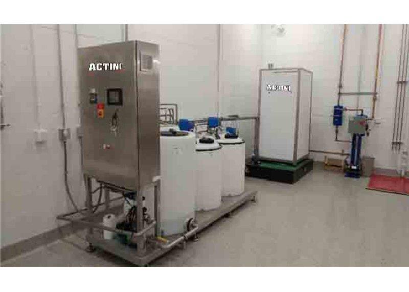 MICRO - effluent decontamination unit 3