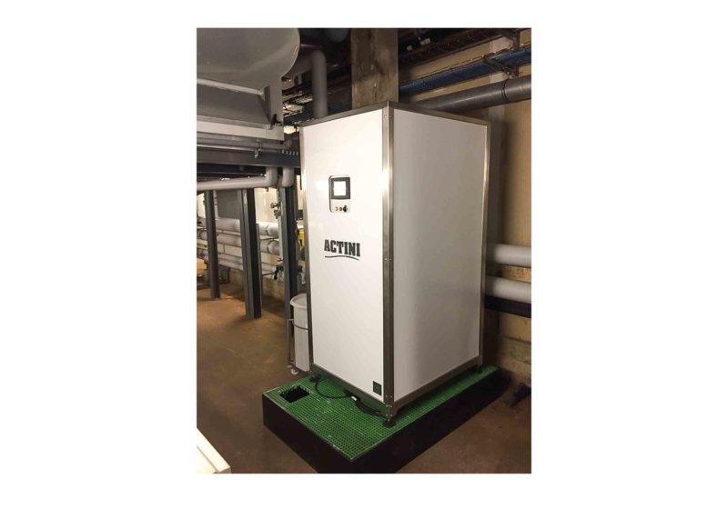 MICRO - effluent decontamination unit 4