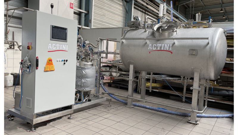 ULTIBATCH - effluent decontamination unit 2