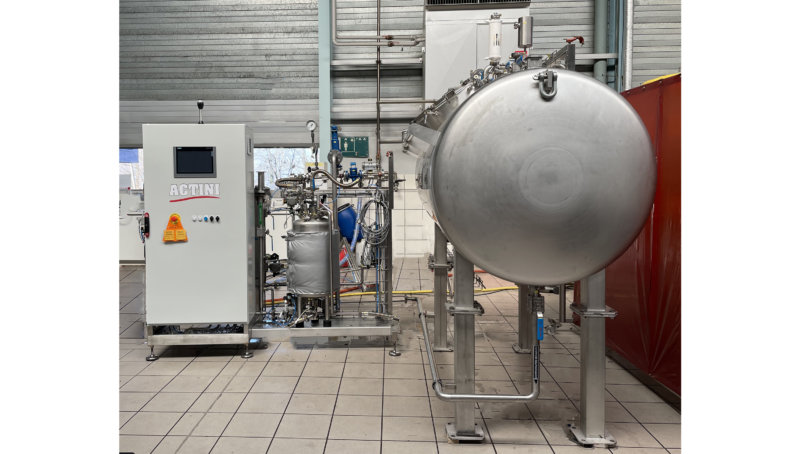 ULTIBATCH - effluent decontamination unit